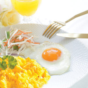Eggs to Order (Scrambled or Fried Egg)