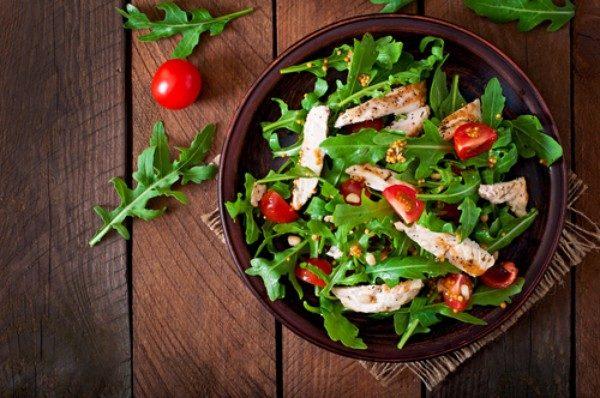 Tandoori Chicken Salad – Paninaro