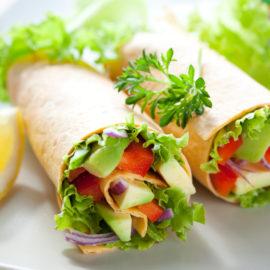 Wraps & Shawarma